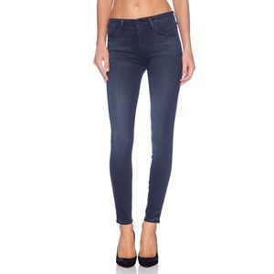 Mother Looker High Waisted Jeans
